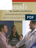 An Introduction to Spanish for Health Care Workers~Communication and Culture, 3e [2010]