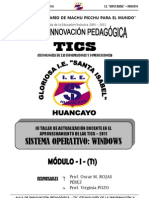 Hbg - Aip 2011 - Modulo 01 - Windows (Sesion 01)