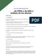 Fmea Doc Internet