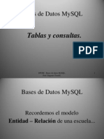 BD - MySQL