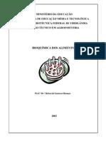 Apostila Bioquímica
