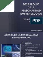 Desarrollo de La Personal Id Ad Emprendedora