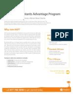 AAP DataSheet 2011
