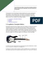 Anon - Curso de Guitarra