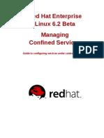Red Hat Enterprise Linux 6 Beta Managing Confined Services en US