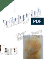 Pathology Liver Jars Fixed