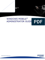AppCenter Admin Guide