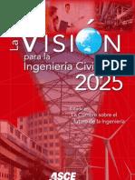 Vision_2025 Del Ingeniero Civil