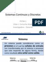 Sistemas Continuos y Discretos