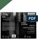 Caderno de Questões - Constitucional