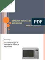 Detector de Fugas en Hornos de Micro on Das UZIEL