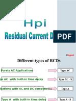 Hpi RCD