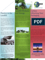 ENSO Plastics Landfill Education