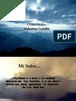 Mensajes de Gandhi