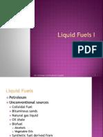 Liquid Fuels
