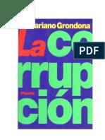 Grondona Mariano - La Corrupcion
