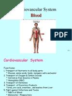 Cardio Vascular System
