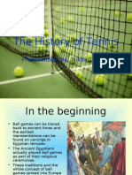 The History of Tennis 3777