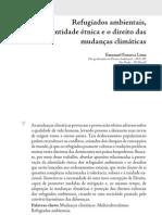 (Artigo) LIMA, E. Refugiados Ambient a Is
