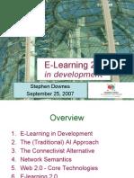 Elearning 20 in Development