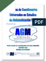Sistema CUEST 2kX Manual de Usaurio AGMsoft2kX