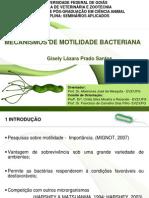 Mecanismos de Motilidade Bacteriana