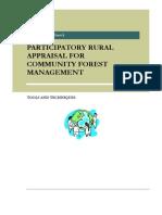 PRA Manual Tools and Techniques