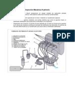 33421644 Inyeccion Mecanica K Jetronic