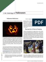 The Killing of Halloween