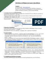 Code-Blocks Et Les DevPacks WxWidgets V2