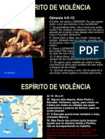 ESPÍRITO DE VIOLÊNCIA