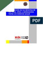 Guia Proteccion de Niños y Niñas Frente a La Violencia