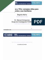 Begoña Nafría - Enfermedades y TICs consejos útiles para ePacientes y sus familiares