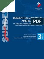 Descentralizacion America Latina.