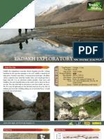 Ladakh Exploratory & Rafting (Ptwla01)