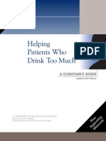 Helping Patients Who Drink Too Much