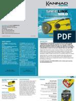 181 Safelink Solo User Manual en FR SP GE LR