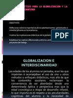 Enfoquedidacticoparala Globalizacion Yl a Interdisciplinaridad
