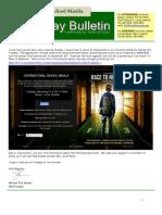 HS Friday Bulletin 11-04