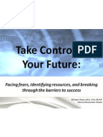 Take Control of Your Future - Michael J. Emery - NLP and Hypnosis Presentation