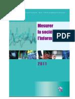 Mesurer la société de l'information  2011