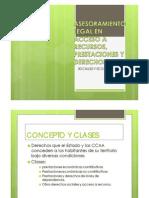Lydia Meléndez - Asesoramiento legal en acceso a recursos, prestaciones y derechos sociales y económicos -