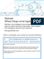 Refinder-Where things come together