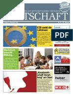 Die Wirtschaft 11. November 2011