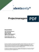 Projectmanagement-druk 5-9789001802622