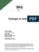 Verkoper en Verkoop-druk 2-9789001652357