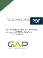 M10-003 Manual Para Configurar Correo en HTC Wildfireldfire