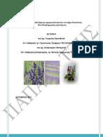 Ανάπτυξης της καλλιέργειας αρωματικών φυτών στο Δήμο Ελασσόνας
