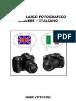 Vocabolario Fotografico Inglese-Italiano