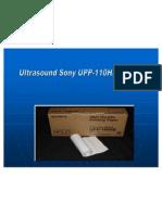 Ultrasound Paper Sony Upp110hd
